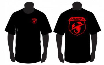 T-shirt para Abarth