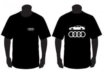 T-shirt para Audi A6 C6 Sedan