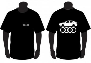 T-shirt para Audi Q3