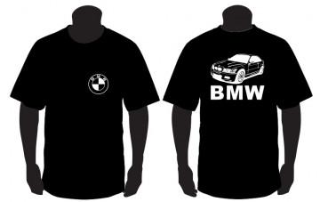 T-shirt para BMW E46 Coupe