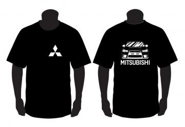 T-shirt para Mitsubishi Evolution X
