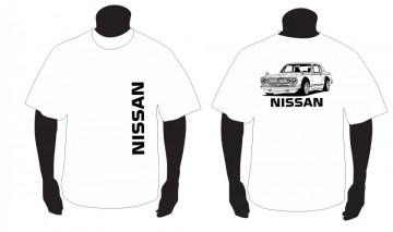 T-shirt para Nissan GTR Hakosuka