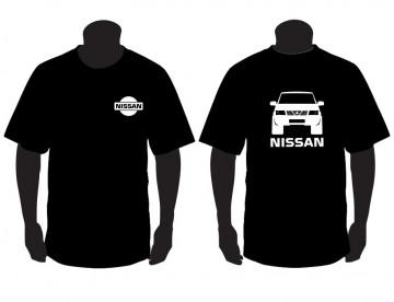 T-shirt para Nissan Patrol 120