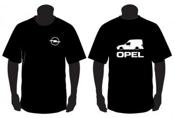 T-shirt para Opel Combo B