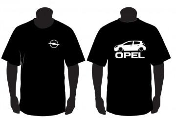 T-shirt para Opel Corsa D