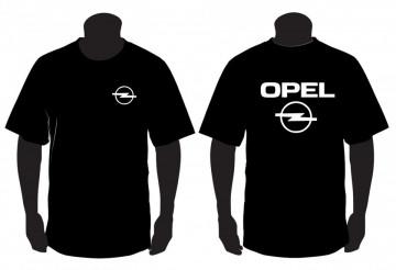 T-shirt  para Opel
