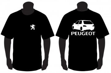 T-shirt para Peugeot 106