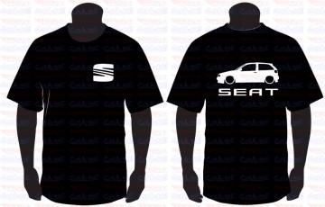 T-shirt  para Seat Ibiza 6K