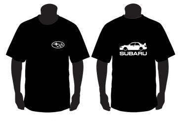 T-shirt para Subaru Impreza WRX STi 3