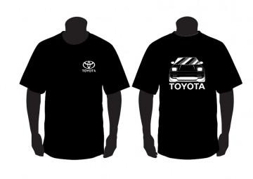 T-shirt para Toyota MR2