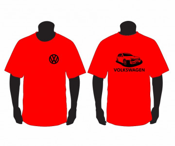 T-shirt  para Volkswagen Golf 4