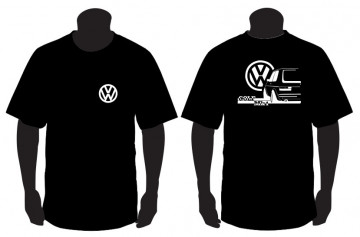 T-shirt  para Volkswagen Golf Mk1