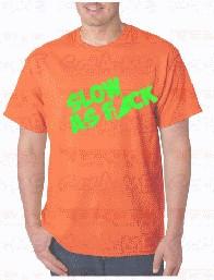 T-shirt  - SLOW AS FUCK