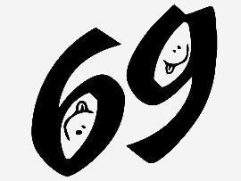 Autocolante - 69