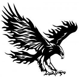 Autocolante - Águia 3