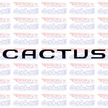 Autocolante - Citroen Cactus
