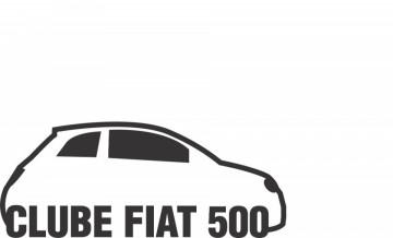 Autocolante - Clube Fiat 500