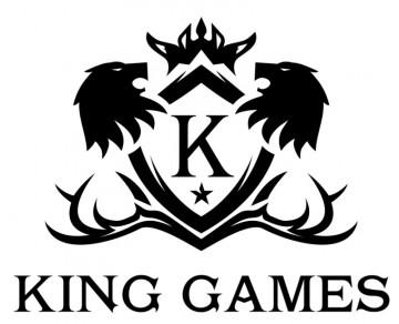 Autocolante com King Games