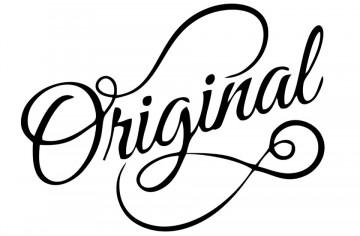 Autocolante com Original