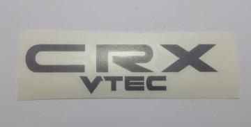 Autocolante - CRX Vtec