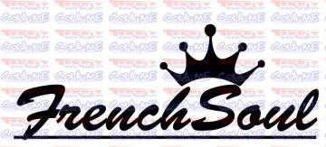 Autocolante - FrenchSoul