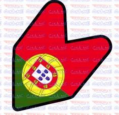 Autocolante Impresso - Wakaba Portugal