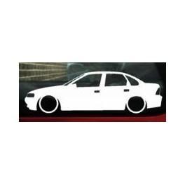 Autocolante - Opel Vectra B