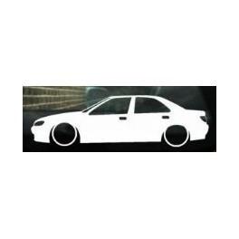 Autocolante - Peugeot 406