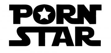 Autocolante - Porn Star