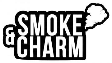 Autocolante - Smoke & Charm