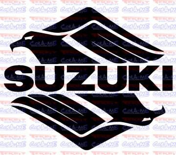 Autocolante - Suzuki