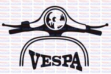 Autocolante - Vespa