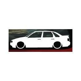 Autocolante - Volkswagen Passat B3 35i