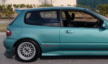 Autocolantes - DOHC VTEC (Honda)