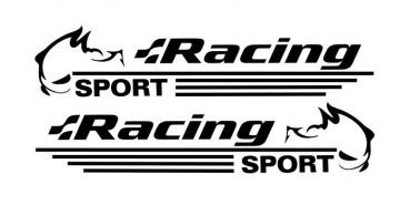 Autocolantes -  Racing Sport