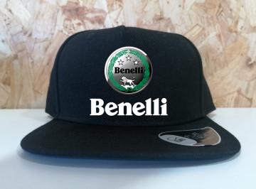 Boné - Modelo pala recta / CAP - Benelli