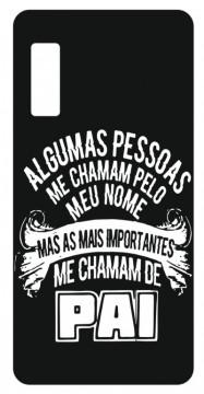 Capa de telemóvel com Algumas Pesspas ... Pai