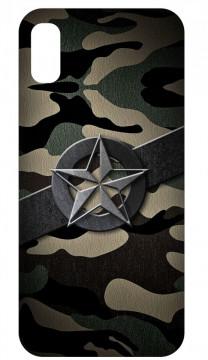 Capa de telemóvel com Army Star