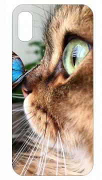 Capa de telemóvel com Gato