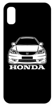Capa de telemóvel com Honda EK