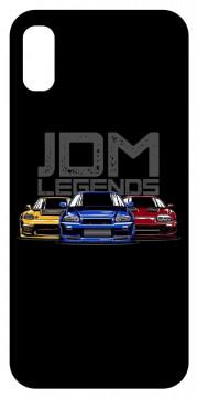 Capa de telemóvel com JDM Legend