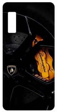 Capa de telemóvel com Lamborghini