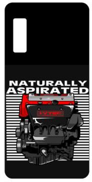 Capa de telemóvel com Naturally Aspirated