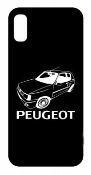 Capa de telemóvel com Peugeot 205