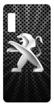 Capa de telemóvel com Peugeot