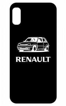 Capa de telemóvel com Renault 5