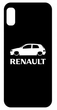 Capa de telemóvel com Renault Clio 1
