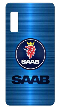 Capa de telemóvel com SAAB