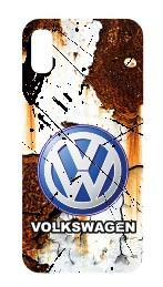 Capa de telemóvel com Volkswagen - Estilo Retro
