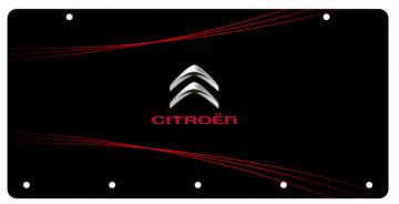 Chaveiro em Acrílico com Citroen